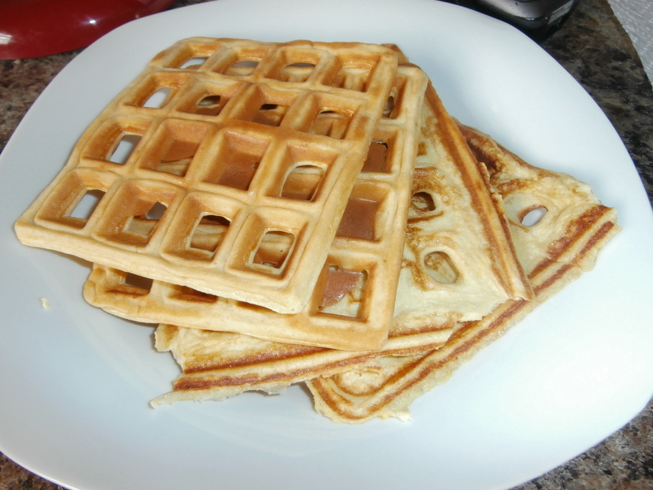 how to make french waffles